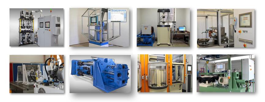 Maszyny testujące LaborTech