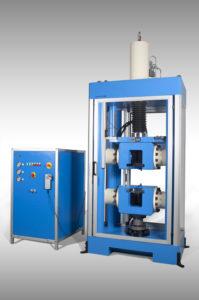 Hydrauliczna maszyna wytrzymałościowa 600 kN
